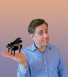 Photo of Randy Vancourt from Bring the Piano
