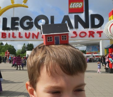 House #2.2 at Legoland in Denmark. Brought there by Nils Pokrupa and family.