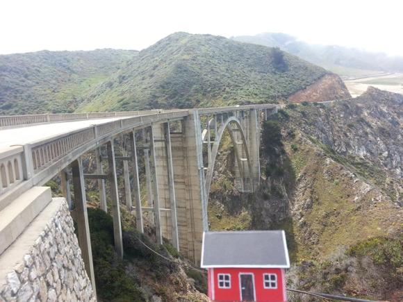 Bixby Creek Bridge. Daniel Ahlberg. June 30, 2013