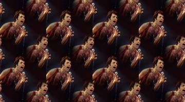 Diecinueve años sin Freddie Mercury. Diseño de Javier Santos