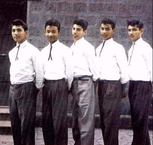 Farrokh Bulsara. De Zanzibar a Bombay. ¿Quién es Freddie?