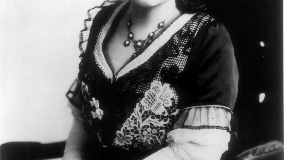 Alice Guy Blaché. Pioneras, la mujer en el cine 5