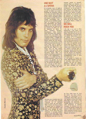 Queen II. Freddie