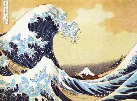 El origen del Manga. Hokusai Katsushika
