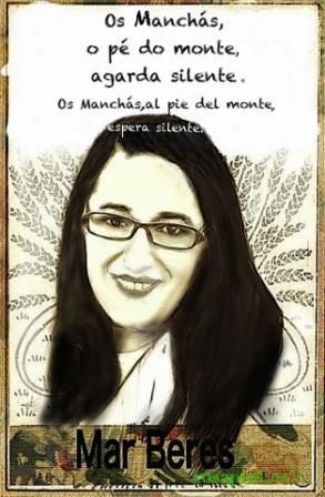 Díaz Castro en MoonMagazine. Con Mar Beres. Dibujo digital de Rosa Prat.
