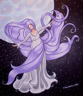 """Lúa, luna. """"Luna"""" de Nuria Velasco Vegas"""