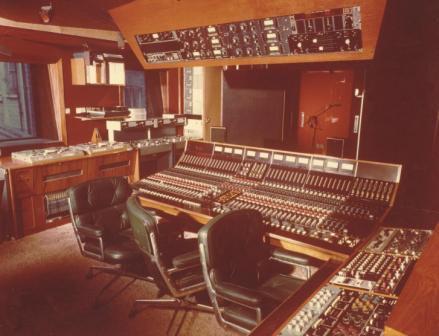 Queen II. Trident Studio