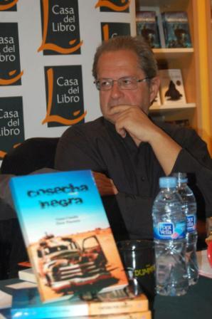 Cosecha Negra. Víctor Claudín en La Casa del Libro