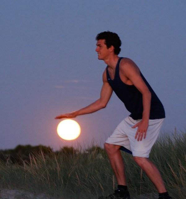 Moon Games de Laurent Laveder trece