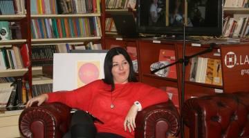 Inma García Ros, Los libros de Dánae en MoonMagazine