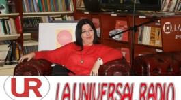 Libros y Radio al estilo Universal. Entrevista a Inma García Ross en La Universal Radio.