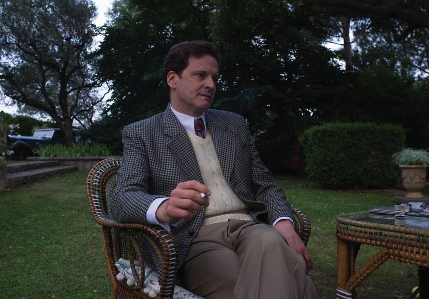 Magia a la luz de la luna: Romanticismo y esplendor de los años 20. Stanley Crawford (Colin Firth)