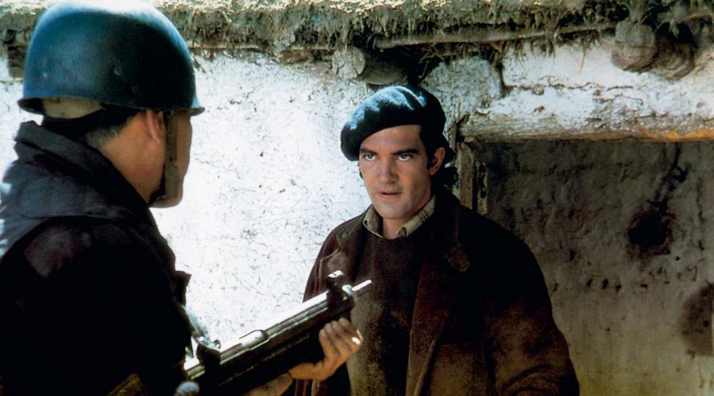 De amor y de sombra. Antonio Banderas 1994, (c) Miramax