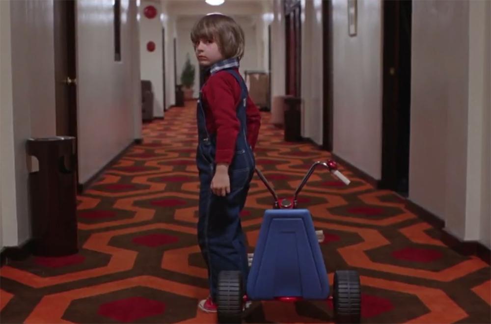 El Resplandor. Treinta y cinco años de la película de Kubrick. Rojo peligro.