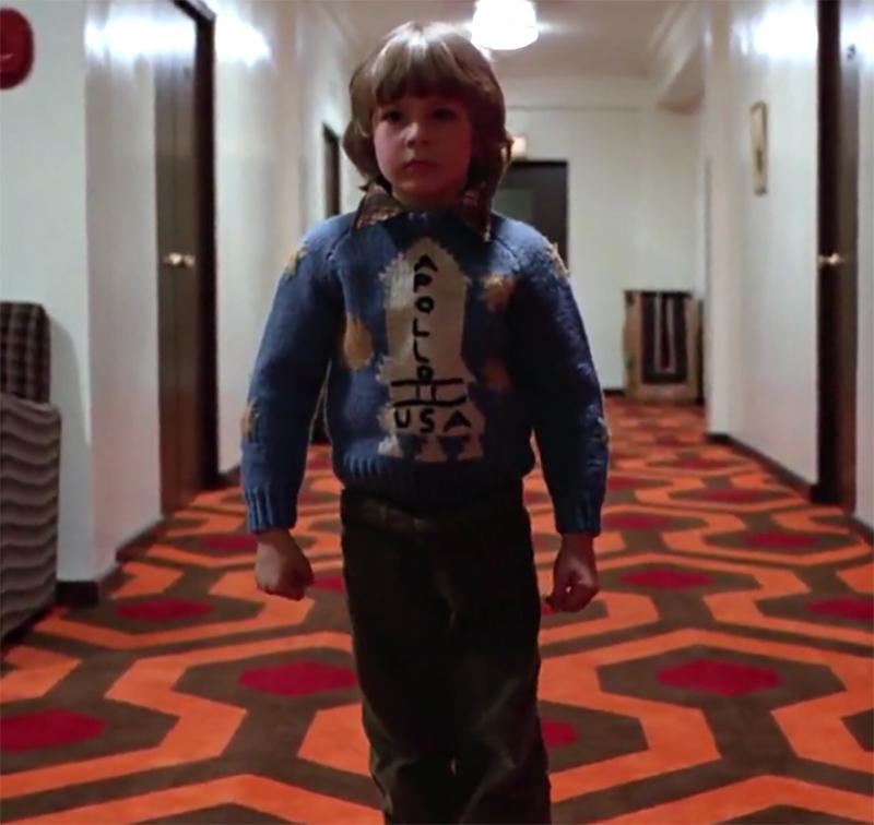 El Resplandor. Treinta y cinco años de la película de Kubrick. Símbolos.