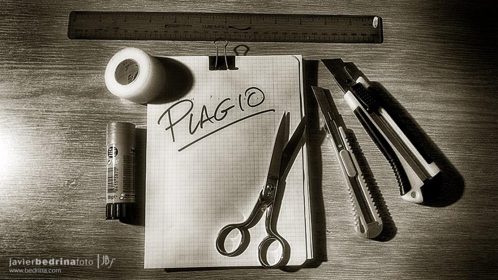 """Redes sociales y plagio. Copia y pega. Fotografía de <a href="""" http://www.bedrina.com//"""" target=""""_blank"""">Javier A. Bedrina</a>"""