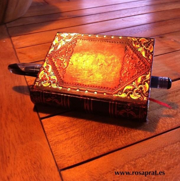 Cuaderno pequeño de notas para llevar en el bolso, siempre a mano