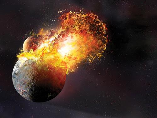 Nacimiento_Luna. Un satélite muy curioso.