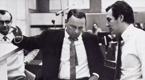Ogerman, Sinatra y Jobim.