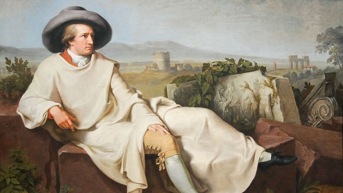 Goethe, de la eternidad y del suicidio