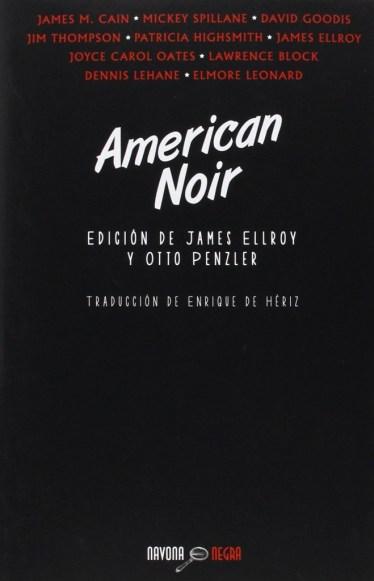 American Noir. Recomendaciones negras para este verano.