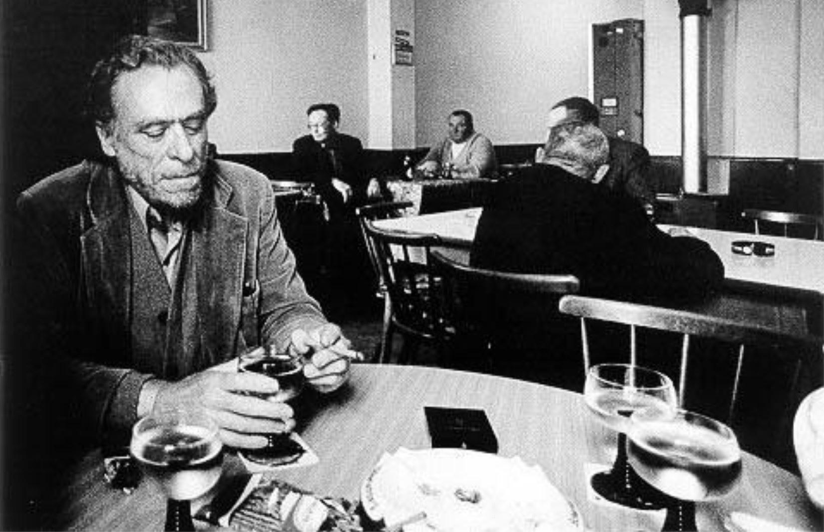 10 Frases Imprescindibles De Charles Bukowski