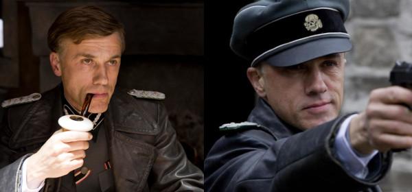 """Detalle de las insignias nazis del Coronel Landa en """"Malditos Bastardos"""""""