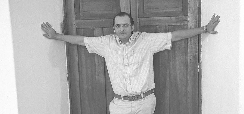 Fernando Chelle. Toda una vida vinculado a la palabra.