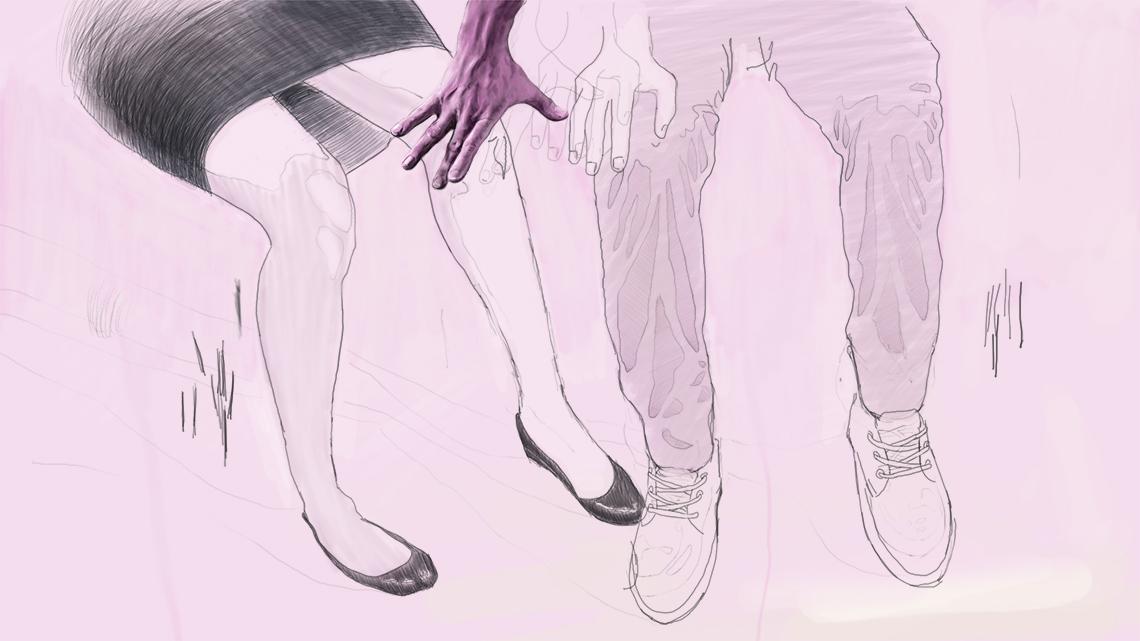 Baby, tú serás mi baby. Me ha tocado el 69. De Pilar García Reche. Ilustración de Pablo Noia.
