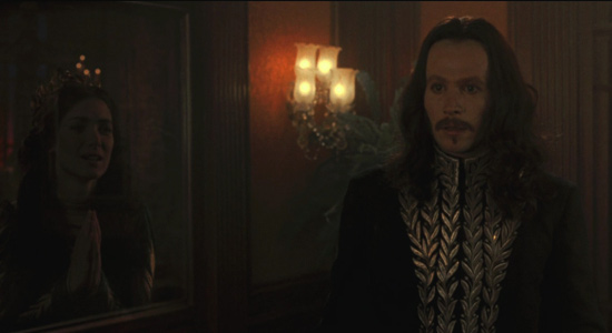Dracula-Principe-Cena. Drácula de Bram Stoker