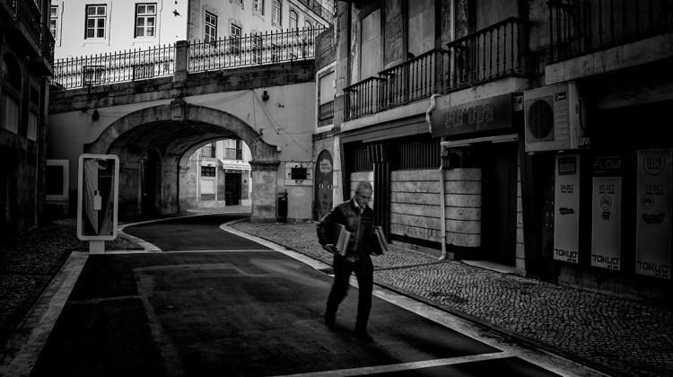 Cuatro ciudades, cuatro espacios vitales. Street Photography 10