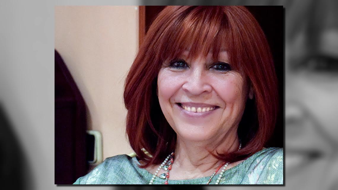 Karmen Garrido, periodista y académica de televisión.