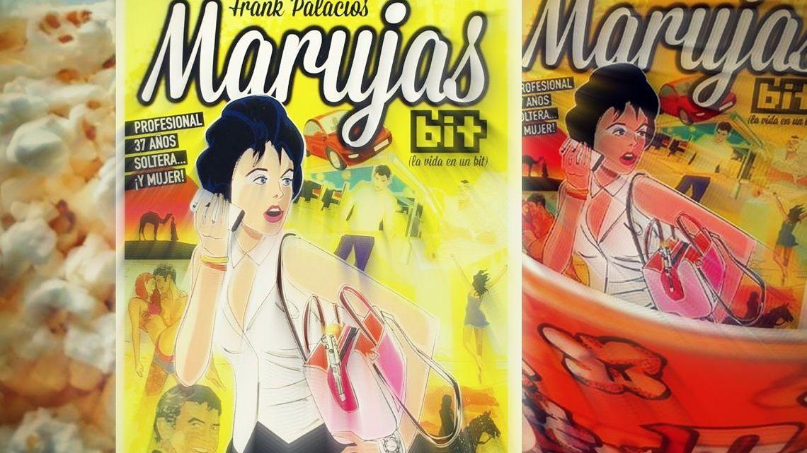 Marujas Bit (la vida en un bit) de Frank Palacios. Reseña de Mónica Jurado Sáenz