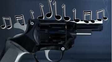 Noir y música: 4 delincuentes, 4 canciones. Artículo y portadas de Josevi Blender.