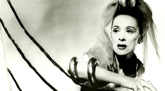 Martha Graham (1894-1991) Le Picasso de la danse. Article de Pilar García Reche.