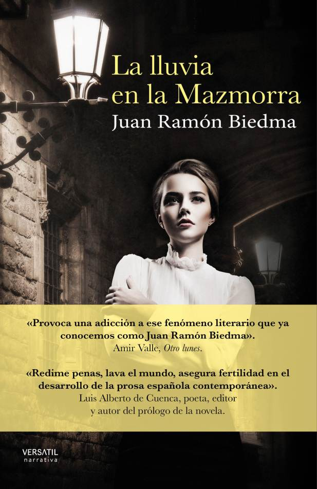 La lluvia en la Mazmorra. J. R. Biedma. Welcome to Biedmaland. Reseña de Jesús Lens