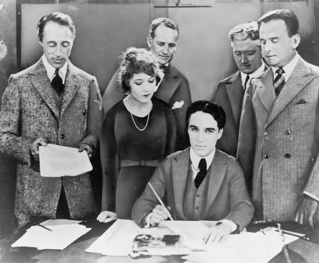 Charles Chaplin: Charlot o la conciencia sonora del cine mudo.