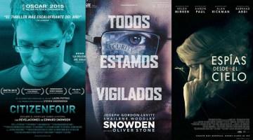 Snowden. Todos estamos vigilados: ya no es paranoia. Crítica de José Manuel Cruz.
