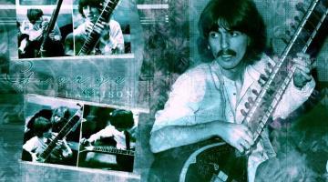 Recordando a George Harrison. Llora guitarra, llora, por J. J. Conde. George Harrison, El Ángel Misterioso, por Txaro Cárdenas.