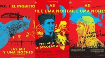 Las mil y una noches, una trilogía del portugués Miguel Gomes en Filmin. Crítica de José Manuel Cruz.