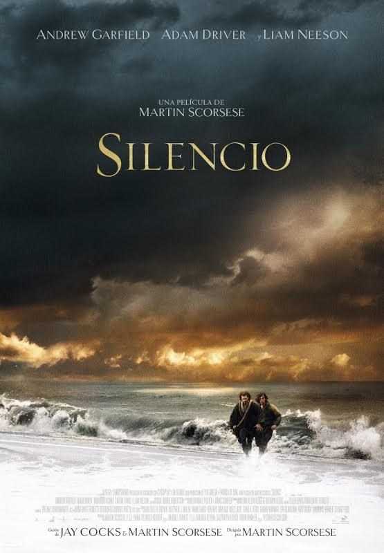 Silencio, una muestra más de la maestría de Martin Scorsese. Reseña de cine de José Manuel Cruz.