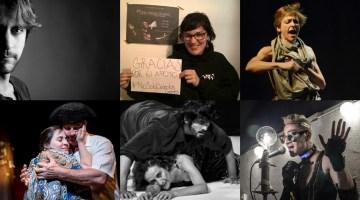 II Premios Godoff. El teatro alternativo madrileño se premia. Crónica de Alfonso Vázquez para Revista MoonMagazine.