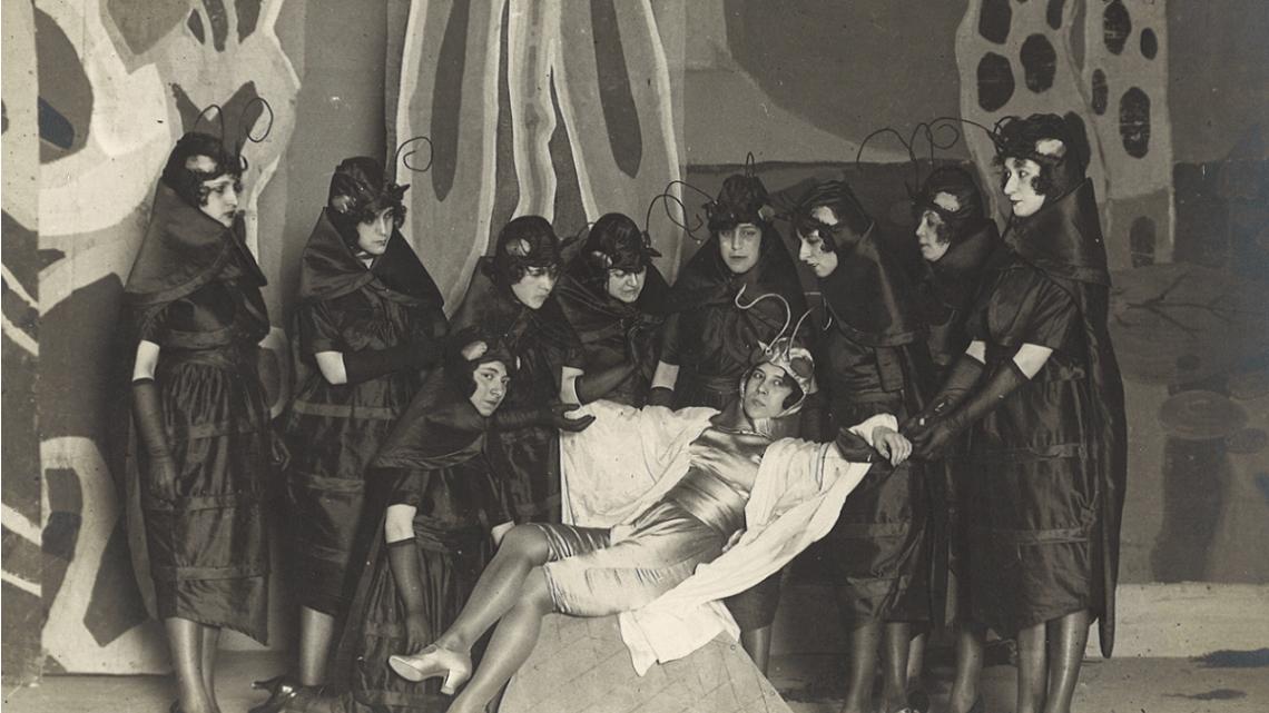 El maleficio de la mariposa, primer estreno de Federico García Lorca. Del Teatro Eslava a la Sala del Mariano 5