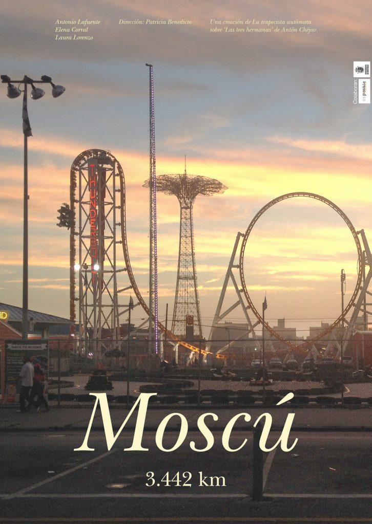 Moscú 3.442 kilómetros, de Patricia Benedicto.