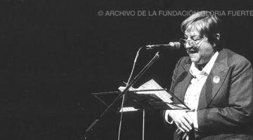 El animal pensante (el hombre) #GloriaFuertes100. Seis poemas correspondientes a la semana del 1 al 7 de marzo en El Balcón de Gloria Fuertes, sección monográfica de Revista MoonMagazine.