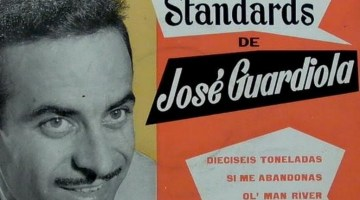 """Hoy, en """"El Tocadiscos"""", la misteriosa Sixteen Tons, de José Guardiola. J. J. Conde y Txaro Cárdenas para Revista MoonMagazine."""