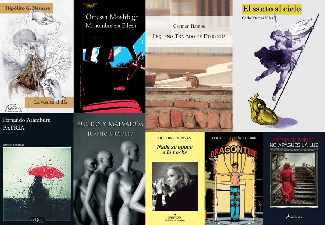 Día del Libro 2017: Diez recomendaciones literarias para gente que lee todo  el año