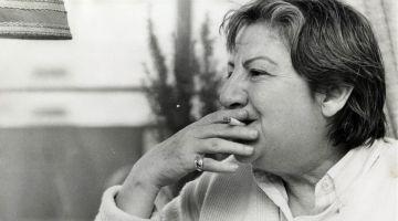 De Poemas del suburbio, Ficha Ingreso Hospital General. #GloriaFuertes100