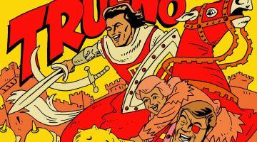 El Capitán Trueno, el defensor de los débiles. Un artículo de Santiago García-Clairac.