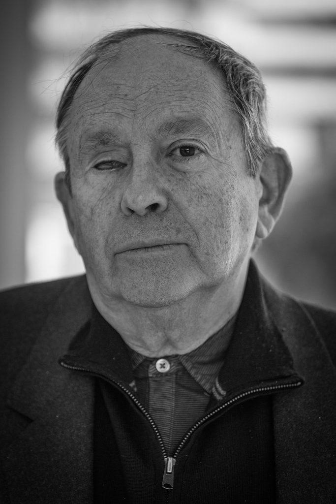 Jean-Claude Grumberg. Foto de Claude Truong-Ngoc